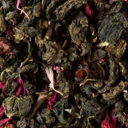 Oolong Fruits Rouges en...