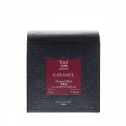 Caramel 25 sachets Cristal