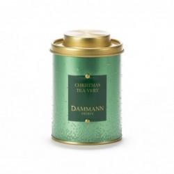 Boite Christmas Tea vert